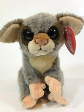 "Fiesta Bush Baby Plush 9"" Realistic Stuffed Animal Rare"