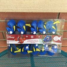 Finding Dory String Light Set of 10 Indoor Outdoor Kurt Adler Disney Pixar NEW