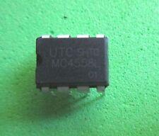10 x mc4558l dip-8 dualwide cumplir UTC