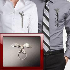 Archaeopteryx lithographica FAP Peltro Perno SPILLA DROP Hoop titolare per occhiali, penne, gioielli