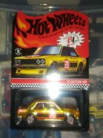 2020 Hot Wheels RLC Exclusive '71 Datsun 510 Red Line Club RARE Low Number #301