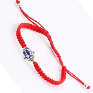 Bracelet Khamza Kabbale Porte Bonheur Chance Main Fatma Protection Mauvais Oeil