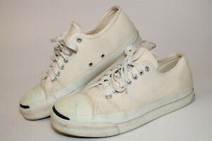 Converse Jack Purcell Vintage USA Made Womens 7 Canvas Low Tops Sneakers Shoes