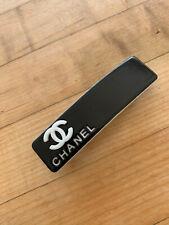 CHANEL VIP gift barrette hair clip
