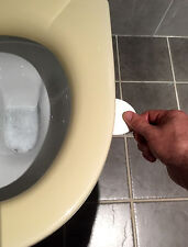 TOILET SEAT LIFTER - The Hygenic Lever to Lift the Toilet Seat - Loo Handle