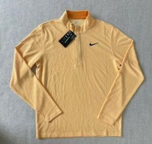Nike Men's Dri-Fit Victory 1/2 Zip Golf Pullover CN1018-884 Size MEDIUM $70