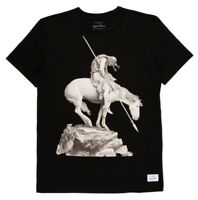Paul Smith Laterally Thinking Horseman T Shirt - Crew Neck  - Small Med Large XL
