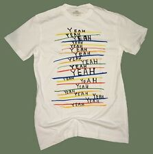 DAVID SHRIGLEY 'Yeah, Yeah, Yeah', 2009 Limited Edition T-Shirt Lg #20/300 *NEW*