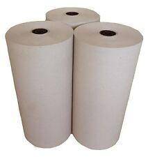 3 x 10 kg Rollen Schrenzpapier Packpapier Knüllpapier   100g/m²   50 cm breit