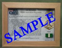 6th Battalion, Royal Australian Regiment (6 RAR) Australian Army