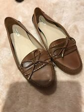 Massimo Dutti  Loafers/ Driving Shoes Size 41  New