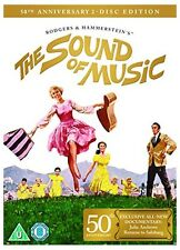 The Sound Of Music (1965)  (50th Anniversary Edition) [New DVD]