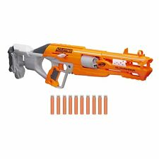 Kids Gun Blaster Nerf N-Strike Elite AccuStrike Series AlphaHawk