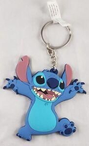 Disney Parks Stitch PVC Keychain Lilo & Stitch - NEW