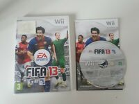 FIFA 13 (Wii) - Nintendo Game  Fast Free Post PRISTINE DISC