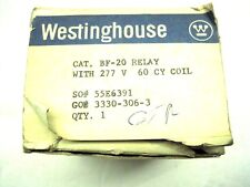 NEW WESTINGHOUSE  BF-20 RELAY 55E6391