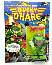 Vintage ☆ STORM TOADTROOPER BUCKY O'HARE Action Hasbro ☆ MOC Sealed Carded 90s