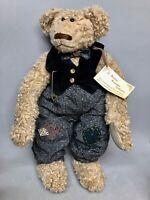 "St Martin Homespun Collection 18"" Artist Teddy Bear - Chandler - Limited Edition"