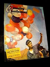 Country Gentleman September 1941 Circus Chesterfield cigarettes ad Fred Astaire