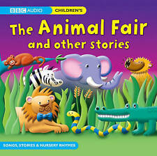 The Animal Fair & Other Stories CD Audio ex~display new not sealed