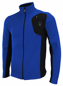 Spyder Men's Raider Full Zip Sweater - Color Options
