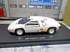 MERCEDES BENZ CW311 CW 311 BB Buchmann weiss Car-Napping TV 1978 BoS SP 1:43