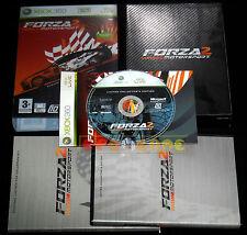 FORZA MOTORSPORT 2 EDIZIONE LIMITATA XBOX 360 Versione Italiana ••••• COMPLETO