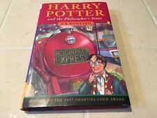 Harry Potter and the Philosopher's Stone Hardcover Book Year 1 (Raincoast)