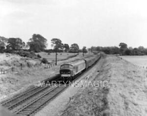 6x6cm Railway Negative Peak cl 45 Dxx nr Newark 8-1962