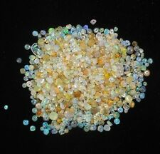 25 pcs 2 To 4MM Natural Ethiopian Welo Fire Loose Opal Beads Drill Beads OL05A