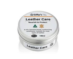 Gilly's Leather Care - 100ml