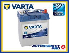 BATTERIA AUTO VARTA A14 12 V 40 AH AMPERE 330 A EN DYNAMIC 187x127x227 540126033