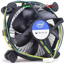 Intel E97378-001 ORIGINALE e NUOVA Dissipatore e Ventola per Intel i3/i5/i7/XEON