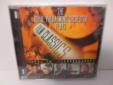 THE ROYAL PHILHARMONIC ORCHESTRA PLAYS FILM CLASSICS ~ 2000 ~ NEW SEALED CD