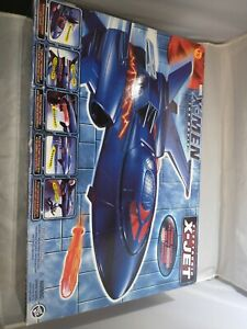 Marvel X-Men: The Movie Electronic X-Jet Blackbird Toy Biz 2000 NIB