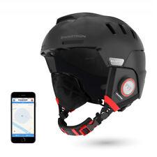 Swagtron snowtide Bluetooth de Esquí y Snowboard Casco Audio Sos alerta Walkie-Talkie