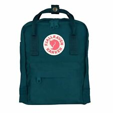 Fjallraven Kanken Mini Mochila para niños glaciar Verde Vinylon Tela F23561646