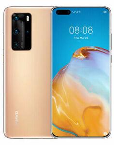 Huawei P40 Pro 5G - 256GB - Blush Gold (Ohne Simlock) (Dual SIM)