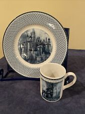 Harry Potter China 10.5� Plate And Cup