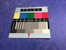 TELEX (LP) LOOKING FOR SAINT TROPEZ [GERMAN 1979 HANSA SYNTH COSMIC KRAFTWERK]EX