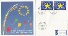 (05489) GB FDC Single European Market CDS Birmingham (Summit venue) 13 Oct 1992