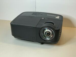 InFocus IN124 DLP HDMI Projector 3500 Lumens, 3D Reay, HDMI