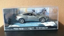 Aston Martin V 12 Vanguish, James Bond 007 Modellauto-Collection, Nr. 2, DAD