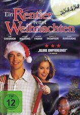 DVD NEU/OVP - Ein Rentier rettet Weihnachten - Tom Cavanagh & Ashley Williams