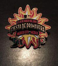 MLB Tampa Bay Vs. Pittsburgh Fiesta De Primavera Mexico Pin, Badge, Lapel, 2001