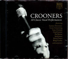 CROONERS - 18 CLASSIC VOCAL PERFORMANCES - CD COMPILATION [72]