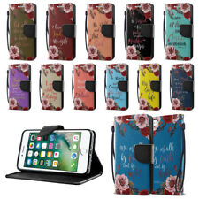 "For Apple iPhone SE (2020) 4.7""/iPhone 8/iPhone 7 Design Wallet Cover Case+Pen"