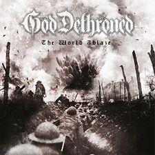 God Dethroned - World's Ablaze: Limited Edition (CD+PAL Region 2) [New CD] Ltd E