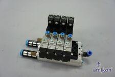 Festo Ventil MIDI Pneumatik 173129 auf Anschlussleiste PRS-ME-1/8-5