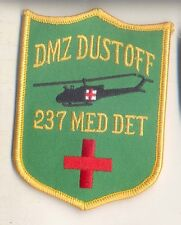 US Army Medical Detachment Helicopter Ambulance DMZ Dustoff Vietnam Patch